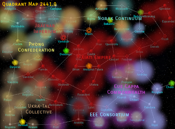 Map of Known Space 2441.0